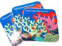 サンゴのミニタオル - うおろぐ3