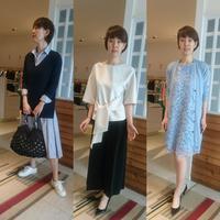 爽やかコーディネート - パウダー日記