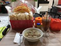 インドネシアの定番料理 バッソ Bakso - インドネシア・ジャワ舞踊グループ  うぃどさり Widasari