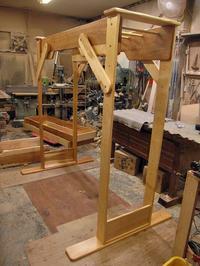 うんていNタイプW1800×H1800×D1140丸棒直径20mm - MIKI Kota STYLE by Art Furniture Gallery