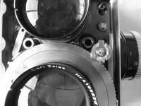 ローライフレックス28Fのお掃除 - なんとなくデジタル