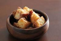 シナモンシュガーのキューブラスク(簡単に分量も) - Takacoco Kitchen