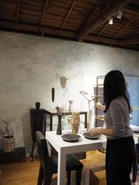 野村亜矢陶展3 - うつわshizenブログ