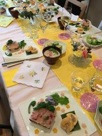 雑穀料理教室:春の香りふんだんに! - おいしいもの大好き!