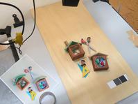 オブジェ撮影立ち合い - 日々の営み 酒井賢司のイラストレーション倉庫