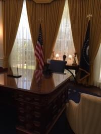 激動の時代ーニクソン大統領図書館にて - アバウトな情報科学博士のアメリカ
