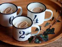 次男の作った紅茶のブリュレ> - カンパーニュママの一眼レフ生活とポメプーころすけと日々の出来事日記