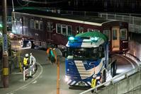 (( へ(へ´ω`)へ< 阪急6750,6751廃車陸送 - 鉄道ばっかのブログ