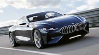 BMW 8シリーズクーペ 新型、2018年夏発売が決定 - Vintage-Watch&Car ♪