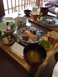 旅館のお楽しみ 朝食♪  - mayumin blog 2