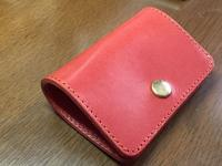 まっ赤な小銭入れ - 飛行機とパグが好きなお母さんの日記
