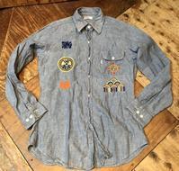 3月24日(土)入荷!70s all cotton Levi's シャンブレーシャツ! - ショウザンビル mecca BLOG!!