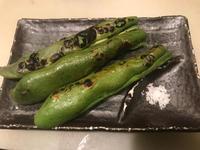 大阪市福島区のやきとり六源です!春野菜の炭火焼焼 - 出逢いに感謝by六源福島