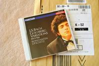 若きリフシッツのもう一枚の《ゴルトベルク変奏曲》 - のんきなとうさんの蓼科偶感