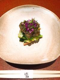 大好きな和食の「晴山」さんへ - 今日も食べようキムチっ子クラブ(料理研究家 結城奈佳の韓国料理教室)