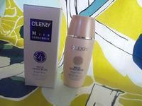 オリリー マイルド サンスクリーンPで、上品な肌色で、紫外線対策を - 初ブログですよー。