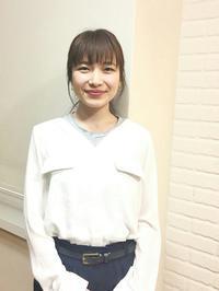 スタイリスト白井≪支店bis emika≫異動になります。 - coiffure EMIKA