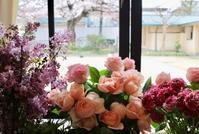 春からお花のある暮らし、ご一緒にはじめてみませんか。 - Bouquets_ryoko