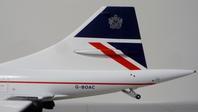 BRITISH AIRWAYS Concorde G-BOAC 'Landor' Color Scheme - 趣味散策