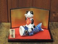 新着~河辺花衣さんの猫子の節句~ - 湘南藤沢 猫ものの店と小さなギャラリー  山猫屋