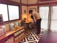 学習机は、兼用で! - old house × new Life