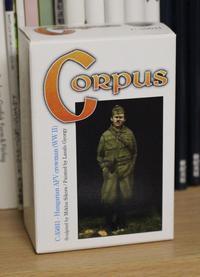 Corpus 35031 Hungarian AFV Crewman (WW2) - 押出鋲二郎日記