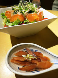八海山と越後の美味しい物がいっぱい。ここで宴会したいなぁ。:「越後酒房 八海山 浜松町本店」 - あれも食べたい、これも食べたい!EX
