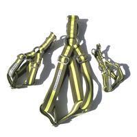 seven seas dog  acryl harness  セブンシーズドッグ アクリル ハーネス 2 カーキイエロー - ろい ロイ Roy !