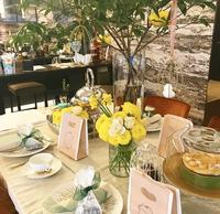 大濠レジデンスギャラリー ティーセミナー - Table & Styling blog