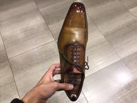 春×鏡面磨き - シューケアマイスター靴磨き工房 銀座三越店