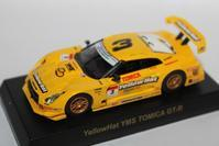 1/64 Kyosho GT-R RACING CAR YellowHat YMS TOMICA GT-R - 1/87 SCHUCO & 1/64 KYOSHO ミニカーコレクション byまさーる
