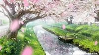 「月がきれい」舞台探訪016桜の季節に新河岸川氷川橋から起点の碑までを巡って(H300325) - 蜃気楼の如く
