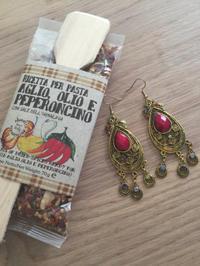 先日イタリアから帰って来た カレンからお土産貰いました。 - 魔女はやんちゃなバレリーナ