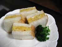 厚焼き卵サンド - M's Factory