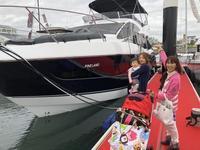 横浜インターナショナルボートショー2018 Part3 - 【たまりん】 の マリーナ奮闘記