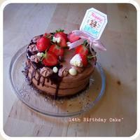 2018・誕生日ケーキ2つ。◆by アン@トルコ - BAYSWATER