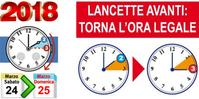 時計は一時間遅らせて…2018春 - フィレンツェのガイド なぎさの便り