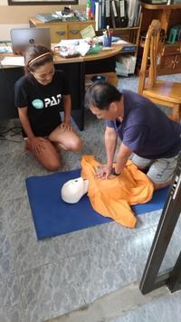 レスキューコース Start! - タイのタオ島から、たおみせブログ