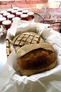 畑のコウボパンタロー屋さん - KuriSalo 天然酵母ちいさなパン教室と日々の暮らしの事