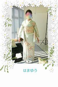 訪問着変わり結びやら、袴やら。。。 - 山口下関市の着付け教室*出張着付け    はまゆうスタイル
