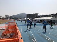 徳島マラソン、暑さで後半バテました - かねやんのランニング日記
