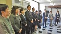 浦佐小学校の皆さんがご挨拶に - 浦佐地域づくり協議会のブログ