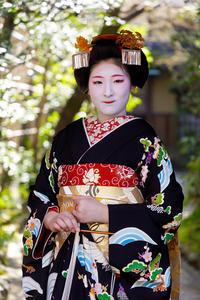 お見世出し(祇園甲部・瑞乃さん) - 花景色-K.W.C. PhotoBlog