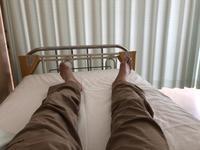 骨折日誌 その4 入院 - 週末は山にいます