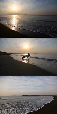 2018/03/26(MON) 穏やかな海で朝練サーファーが.......。 - SURF RESEARCH