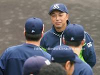 山田哲人選手、2018浦添キャンプその8(動画1) - Out of focus ~Baseballフォトブログ~ 2019年終了