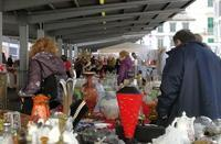 月に一度のフィレンツェの蚤の市、サンタンブロージョ市場 - フィレンツェ田舎生活便り2
