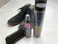 スエード・ヌバックのデイリーケア。 - 西日本よかよか靴磨きブログ