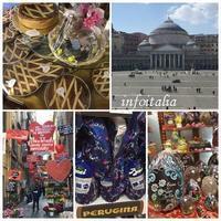 ナポリ春 - イタリアを楽しもう!