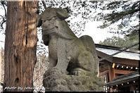 「山崎型」狛犬の分類 (1) - 北海道photo一撮り旅